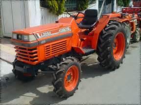 tracteur Kubota L3250