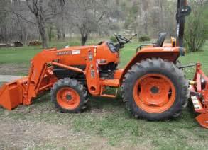 tracteur Kubota L3400