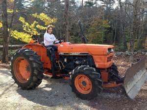 tracteur Kubota L345