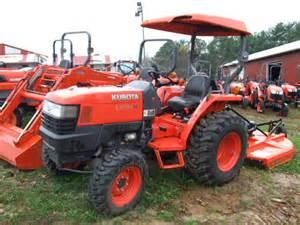 tracteur Kubota L3700SU