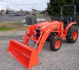 tracteur Kubota L3901