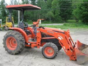 tracteur Kubota L3940