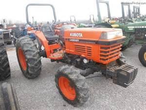 tracteur Kubota L4300