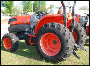 tracteur Kubota L4740