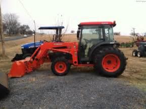 tracteur Kubota L5030
