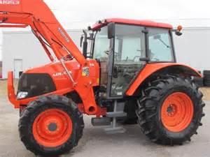 tracteur Kubota M100X