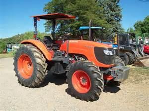 tracteur Kubota M108S