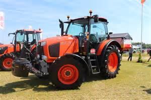 tracteur Kubota M110GX