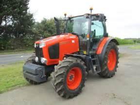 tracteur Kubota M115