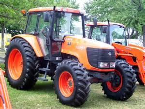tracteur Kubota M125X