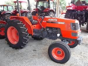 tracteur Kubota M4800SU
