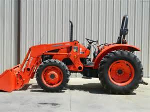 tracteur Kubota M5040