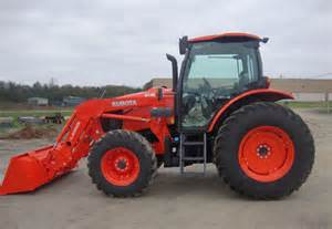 tracteur Kubota M6-111