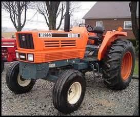 tracteur Kubota M6950