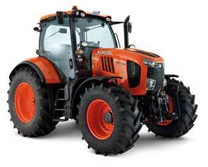 tracteur Kubota M7.151