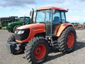 tracteur Kubota M96S
