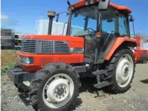 tracteur Kubota MD87