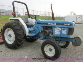 tracteur New Holland 3415