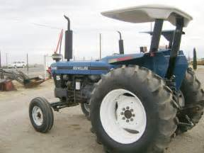 tracteur New Holland 5610