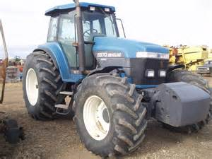 tracteur New Holland 8970