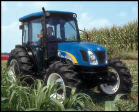 tracteur New Holland 9282