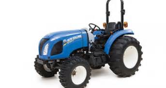 tracteur New Holland BOOMER 35