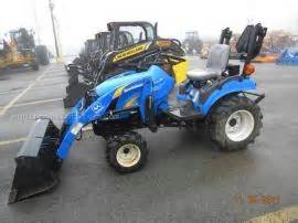 tracteur New Holland T1110