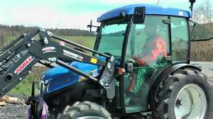 tracteur New Holland T3020