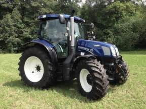 tracteur New Holland T6.160
