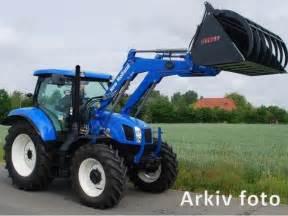tracteur New Holland T6030 ELITE