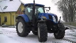tracteur New Holland T6050 DELTA