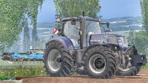 tracteur New Holland T7.220