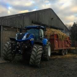 tracteur New Holland T7.245