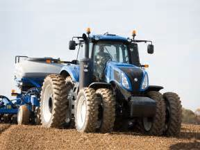 tracteur New Holland T8.410