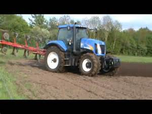 tracteur New Holland T8010