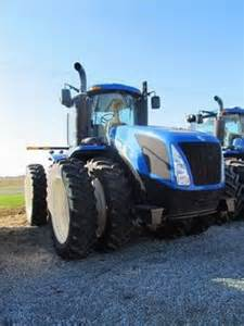 tracteur New Holland T9.390