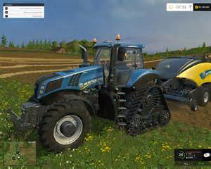 tracteur New Holland T9.435