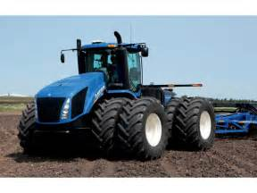 tracteur New Holland T9.450