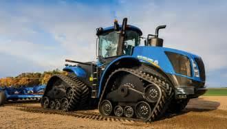 tracteur New Holland T9.600 SMARTTRAX II