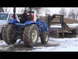 tracteur New Holland TC55DA