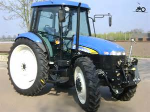 tracteur New Holland TD5030