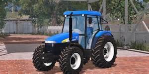 tracteur New Holland TD5050
