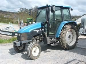 tracteur New Holland TL70