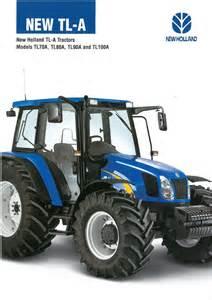 tracteur New Holland TL90A