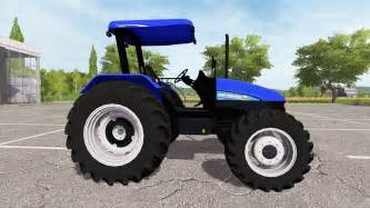 tracteur New Holland TL95E
