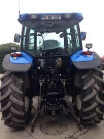 tracteur New Holland TM120