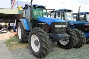 tracteur New Holland TM125