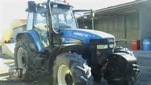 tracteur New Holland TM130