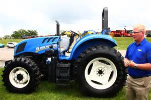 tracteur New Holland TS6.120
