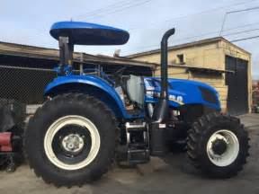 tracteur New Holland TS6.140